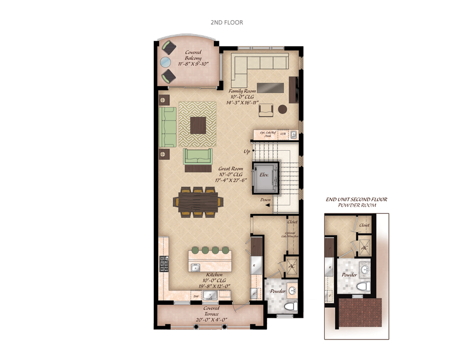 3 bedroom townhomes jupiter fl 3 bedroom floorplans for 3 bedroom townhomes