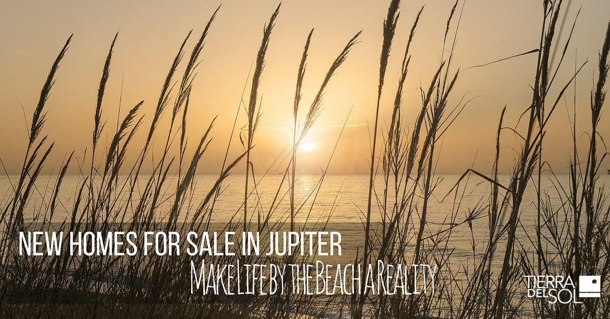New Homes for Sale in Jupiter
