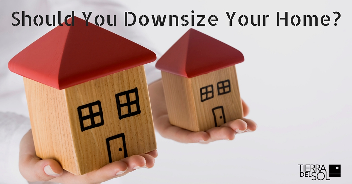 Should You Downsize Your Home-