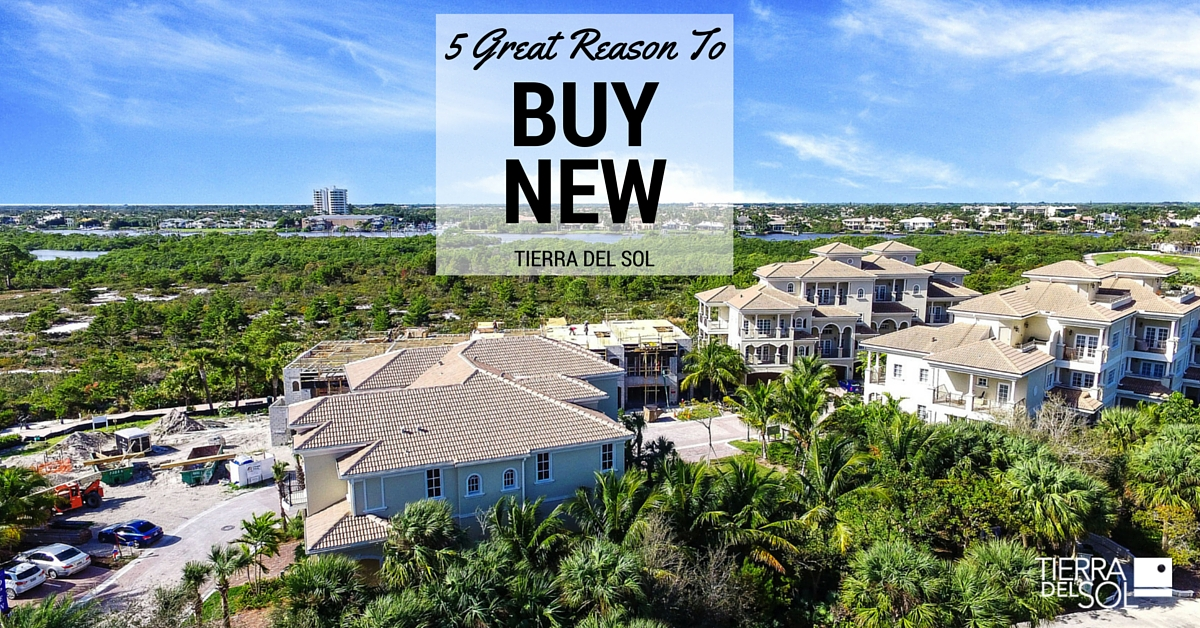 5 Great Reason To Buy New Home