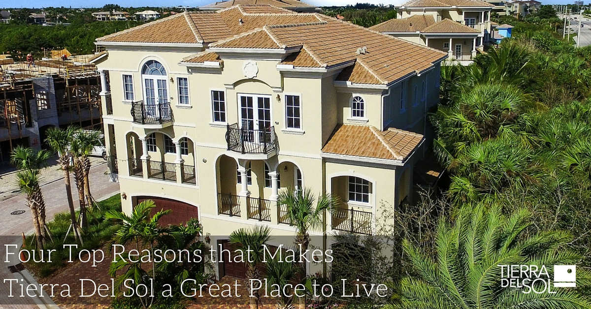 Four Top Reasons that Makes Tierra Del Sol a Great Place to Live